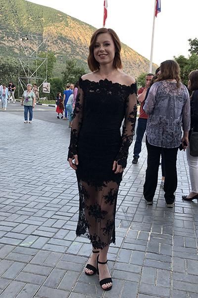 Юлия Савичева присоединилась к составу жюри