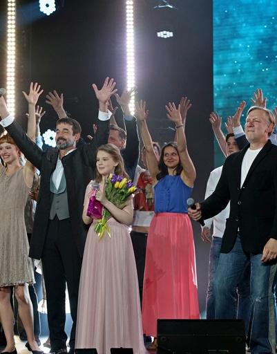Мероприятие было организовано каналом НТВ
