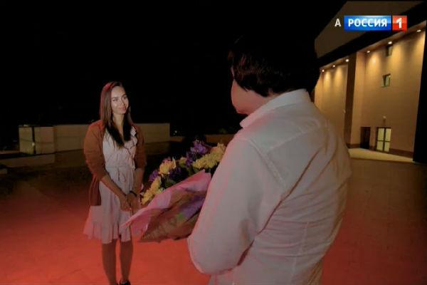 Девушка пообещала подумать над предложением Осина