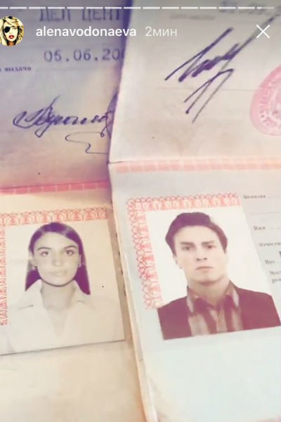 Паспорта пары