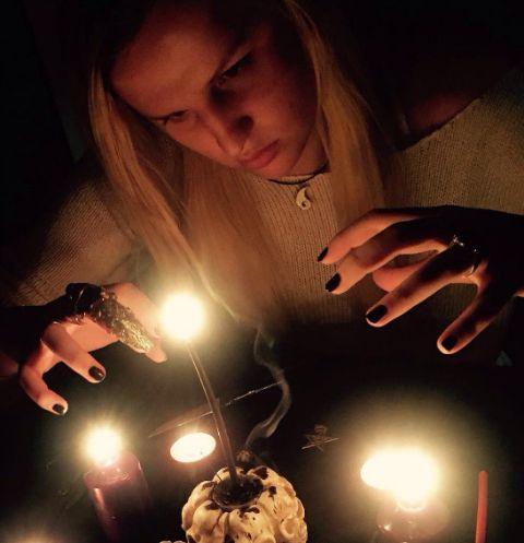 Маргарита Бахтиярова - потомственная ведьма