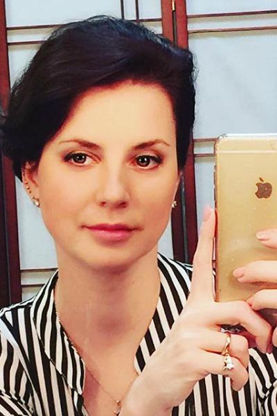 Ирина Слуцкая изменилась до неузнаваемости