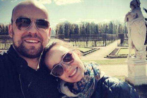 Валерия Ланская и ее супруг Стас Иванов