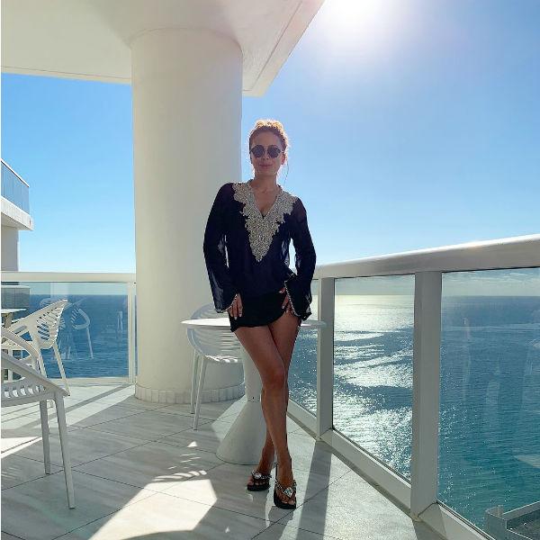 Ани Лорак в Майами
