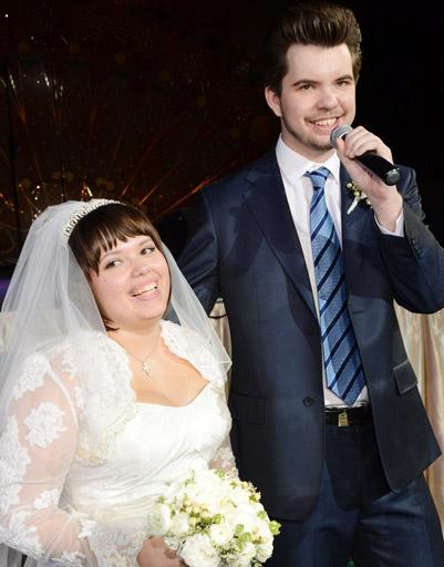 Сын Варвары Ярослав и его невеста Софья