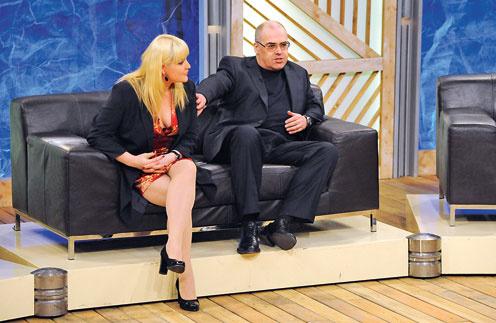 Маргарита Суханкина с другом Андреем Литягиным