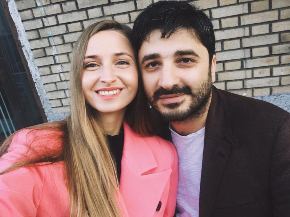 Картинки по запросу о Сарика Андреасяна и Алены Тимченко