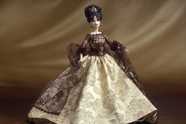 Barbie Oscar de la Renta, 1998 год