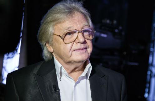 Юрий Антонов вынужден носить с собой подушку на съемки телепроекта