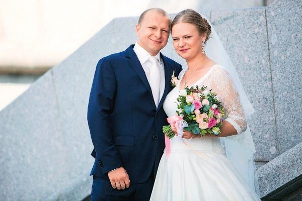 Первая любовь актрисы - Павел - в позапрошлом году женился на дочери Сергея Гармаша
