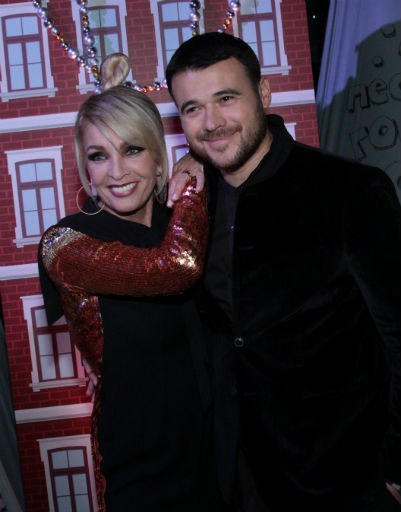 Лайма Вайкуле и Эмин