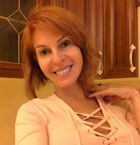 Наталья Штурм о новом романе: «У меня есть мужчина, но сердце свободно»