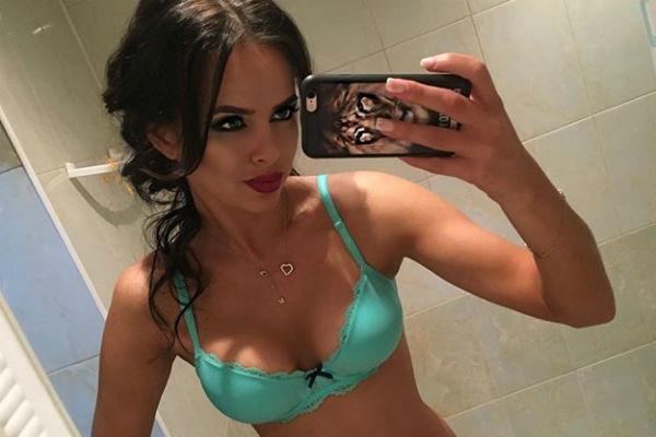 Виктория Романец хочет новую грудь