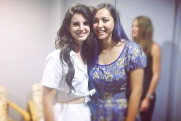 Манижа и Лана Дель Рей весело пообщались после концерта