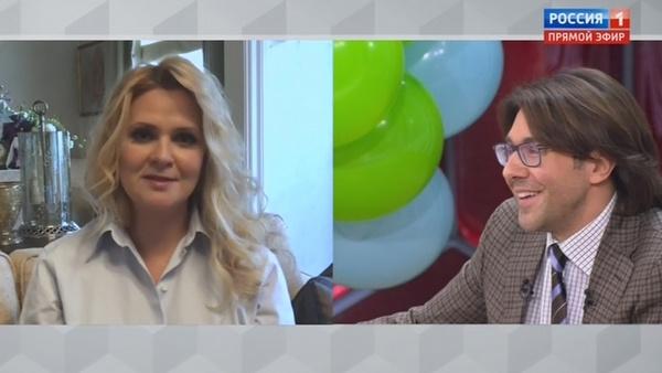 Наталья Шкулева и Андрей Малахов