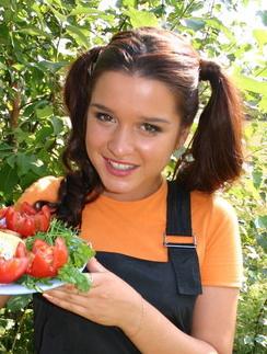 Ксения Бородина 2004 год