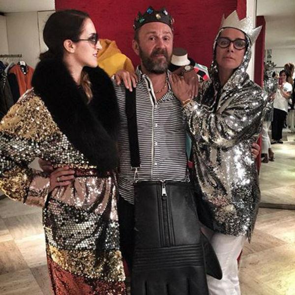 Стиль одежды Шнурова восхищает многих
