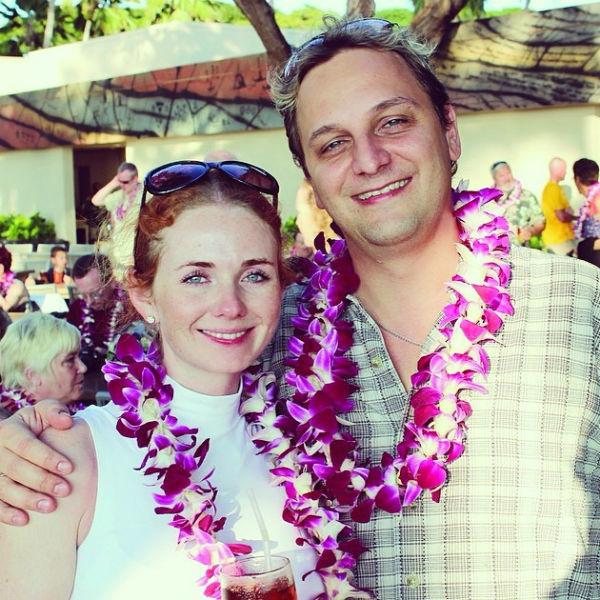 Лена и ее супруг Сащо впервые станут родителями уже в начале мая