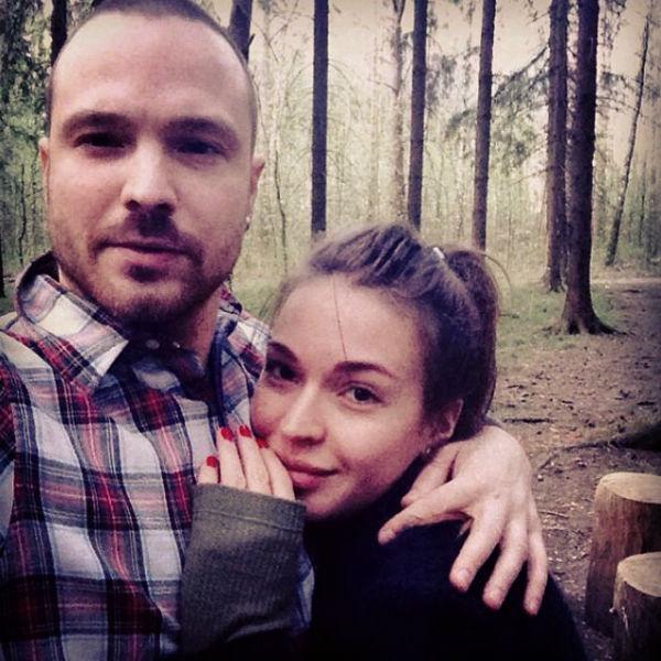 Алексей Чадов и Агния Дитковските стали родителями в июне прошлого года