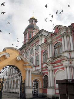 В подземельях под Александро-Невской лаврой существовал «Город воров»