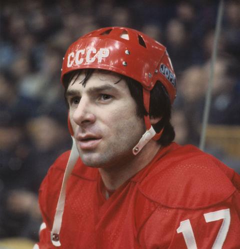 Валерий Харламов, 1976 год