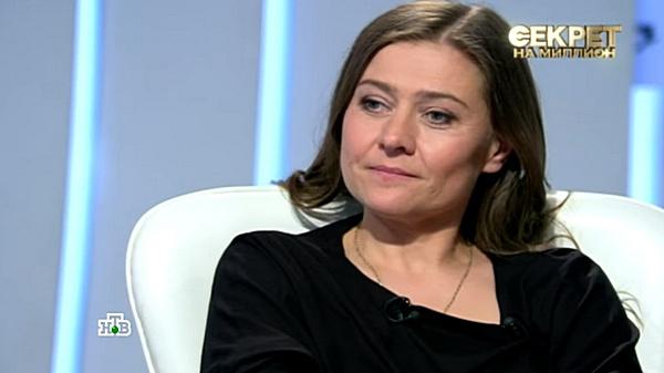 Мария Голубкина рассекретила своего избранника в эфире телешоу
