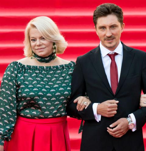 Яна Поплавская и Евгений Яковлев во второй раз пришли вместе на ММКФ