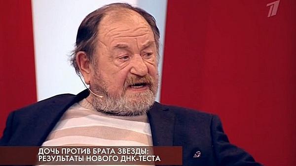 Брат Бориса Химичева Леонид