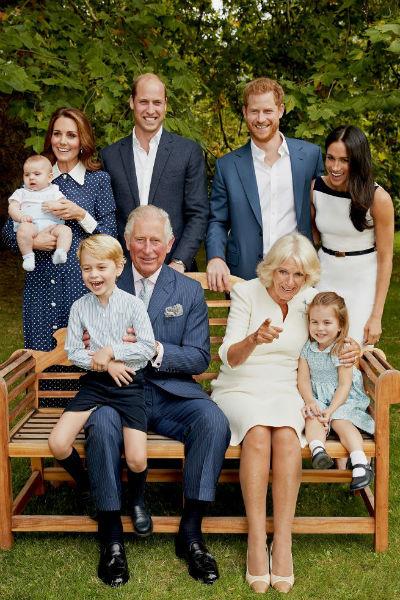 Новые снимки вызвали восторг у поклонников королевской семьи