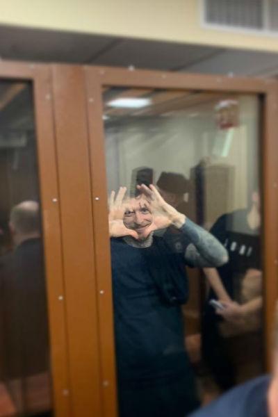 Павел Мамаев находится в следственном изоляторе
