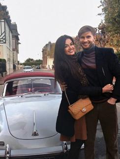 Евгений Левченко и Ирина Володченко