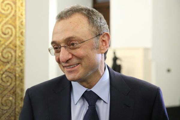 Сулейман Керимов так и не женился на Анастасии
