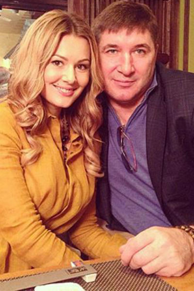 Мария Кожевникова с отцом
