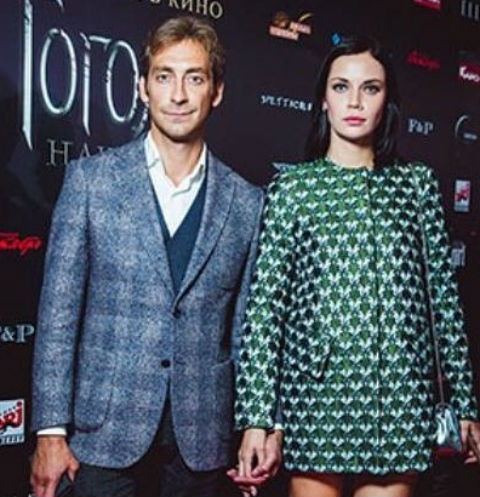 Артем Ткаченко и Екатерина Стеблина