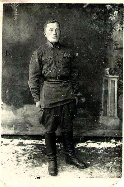 Илья Ананьевич Тягунов