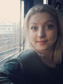 Анастасия Егорова