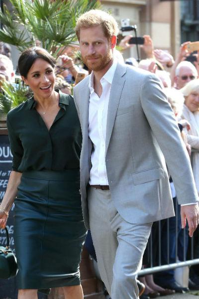 Гарри всегда гордился тем, что его жена имеет четкую гражданскую позицию