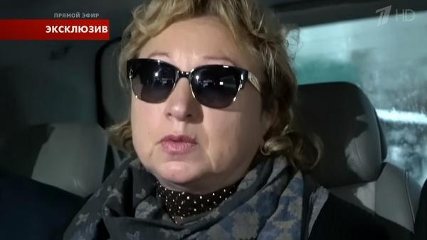 Дочь Леонида Броневого Валентина