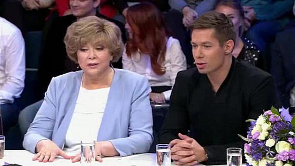 Эдите Станиславовне пришлось оправдываться за родственников