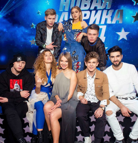 Участники новой фабрики звезд 2018 фамилии