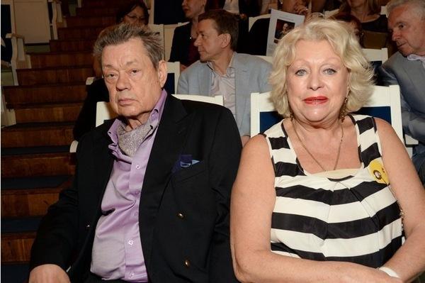 Людмила Поргина делает все, чтобы муж ни в чем не нуждался