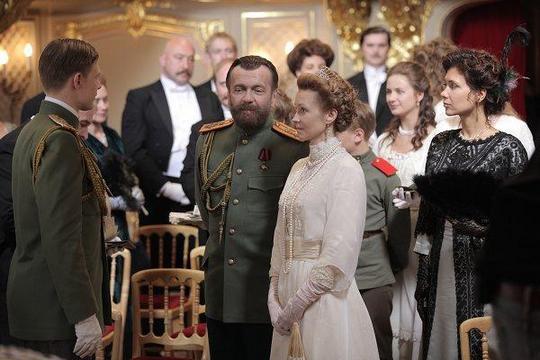 Роль Николая II исполнил Валерий Дегтярь