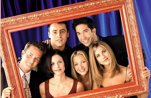 Участники сериала «Друзья»