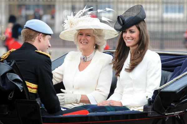 Камилла долго мечтала стать своей в королевской семьей