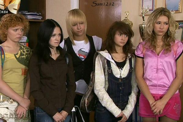 Музыкальная группа снялась в телевизионном проекте