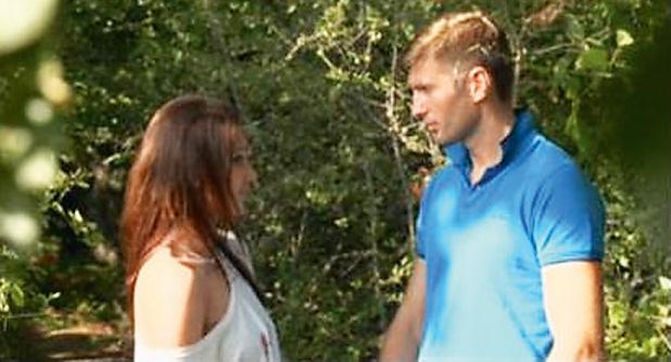 Марина Бугрова и Евгений Левченко