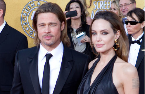 Анджелина Джоли и Брэд Питт скоро поженятся