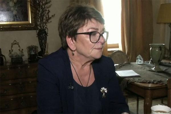 Ольга Копылова в квартире Жанны Фриске