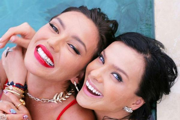 Елена и Ольга были знакомы еще до работы в группе SEREBRO