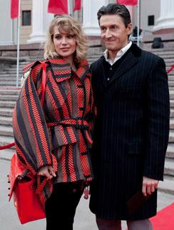 Наталья Ионова-Чистякова и ее муж Александр по праву считаюстя одной из самых крепких пар в шоу-бизнесе